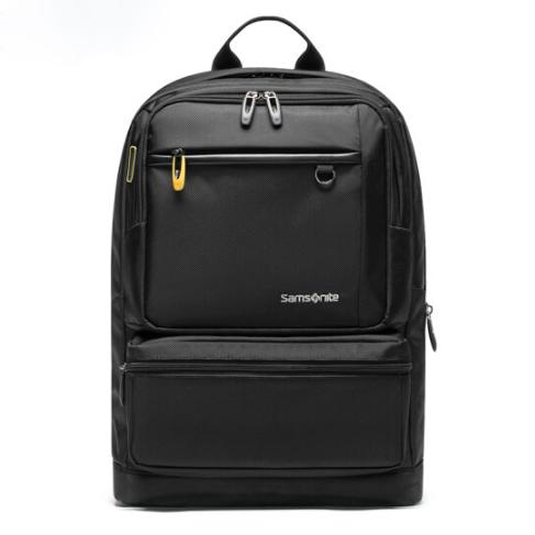 新秀丽双肩包14寸商务背包笔记本包旅行包36B商务亚博在线登陆yabovip19