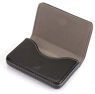 荔枝纹名片盒商务名片盒PU材质磁吸工艺 yabovip19logo 展会亚博在线登陆