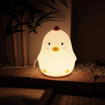 MUID早睡鸡伴睡入眠灯触摸小夜灯床头灯 企业亚博在线登陆团购
