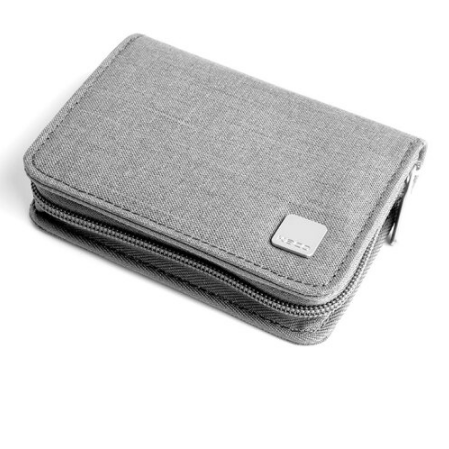 KACO ALIO爱乐卡包防水信用公交银行收纳包零钱包 商务亚博在线登陆