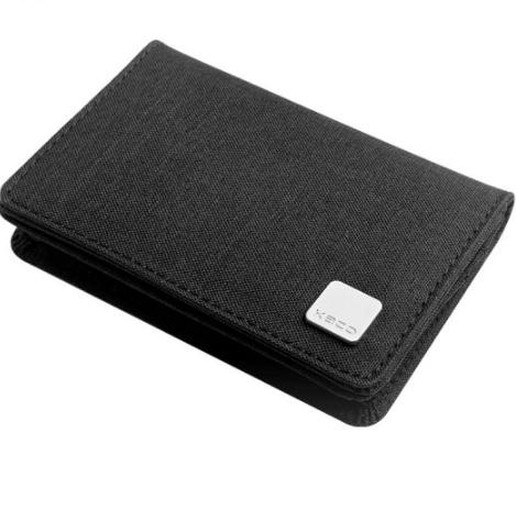 爱乐名片包 商务办公防水简约便携卡包可存70标准名片