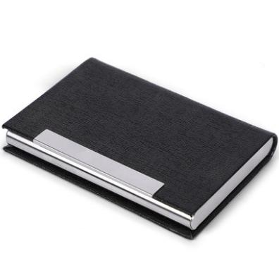 名片夹 商务名片夹时尚创意刻字金属名片盒yabovip19 展会亚博在线登陆