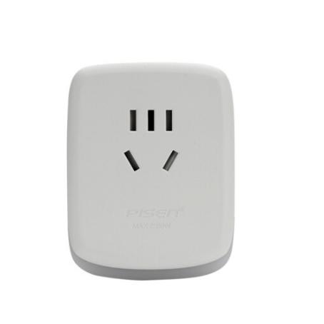 品胜智能转换插座小夜灯 双USB 充电器 KU-12L 亚博在线登陆yabovip19