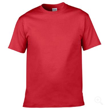 杰丹150g成人圆领短袖T恤 文化衫yabovip19可印logo 企业团体yabovip19