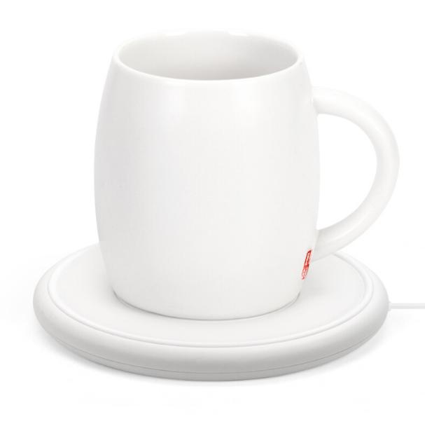 55度马克杯恒温养生陶瓷创意亚博在线登陆杯暖暖杯带盖 亚博在线登陆yabovip19