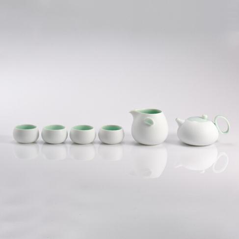茶具套装旅行装系列石上清泉一壶四杯一公道旅行礼盒 亚博在线登陆
