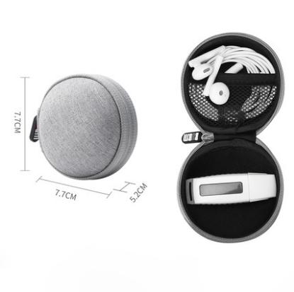 耳机数据线收纳包抗压便携保护套多功能零钱小盒子 展会亚博在线登陆
