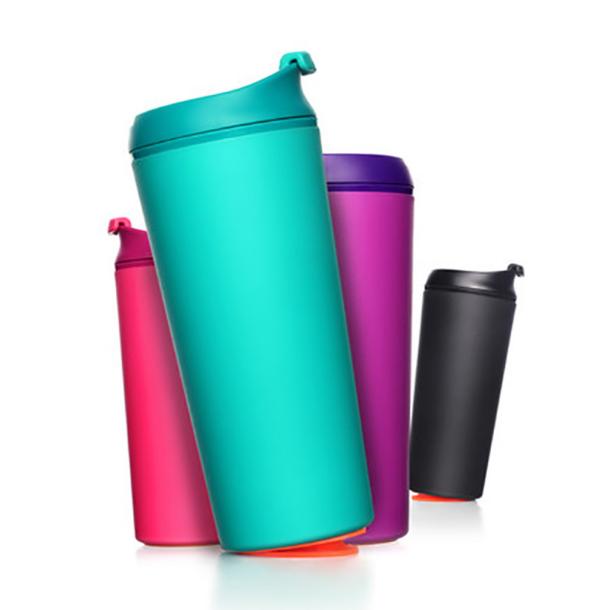 Artiart创意小鹿不倒杯防漏便携咖啡杯运动水杯创意杯  展会亚博在线登陆