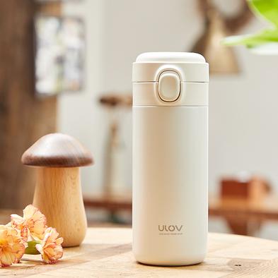 富光悠乐保温杯弹跳盖便携水杯创意时尚不锈钢茶杯 企业亚博在线登陆
