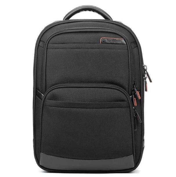 新秀丽双肩包电脑包14寸商务背包旅行包36B 年会亚博在线登陆福利亚博在线登陆