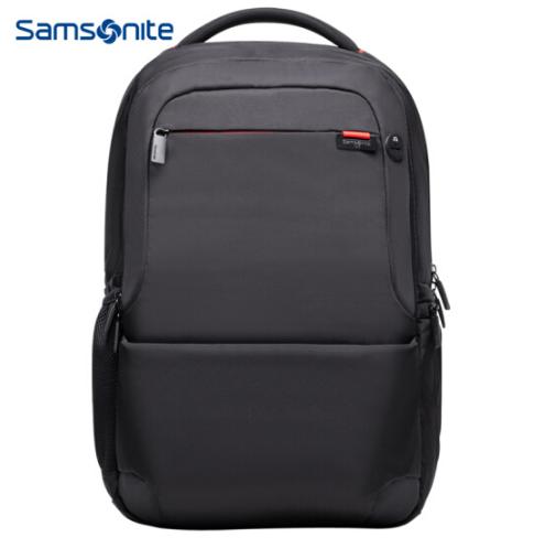 新秀丽双肩包电脑包15.6英寸商务背包旅行包福利亚博在线登陆 年会亚博在线登陆