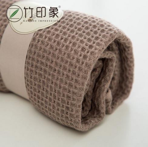 竹印象竹纤维毛巾全竹亲柔单条环保纸袋 广告活动亚博在线登陆 福利亚博在线登陆