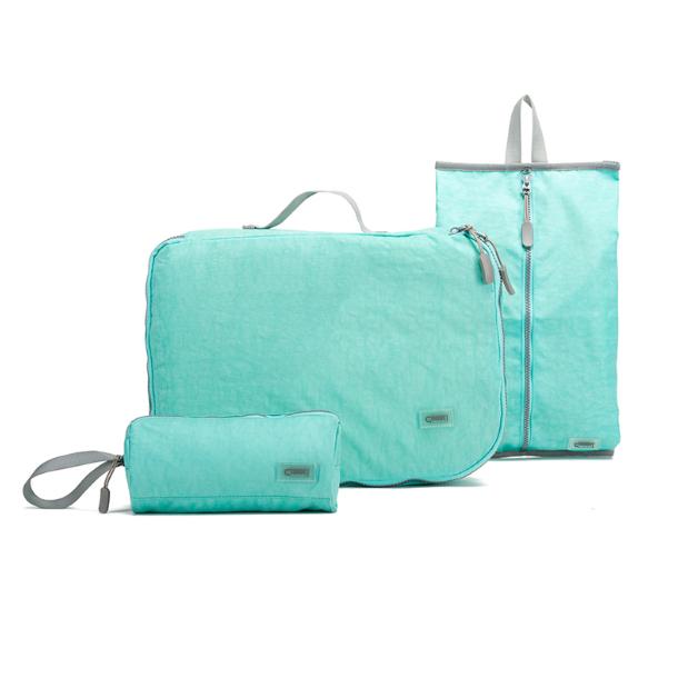 CHOOCI缤彩旅行收纳套装洗漱三件套轻巧实用防水 展会亚博在线登陆