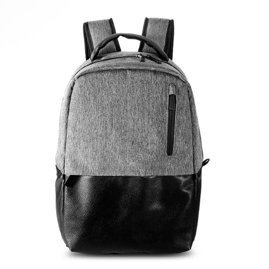 雅哲英伦电脑双肩包设计简约英伦气质极具质感 商务亚博在线登陆yabovip19