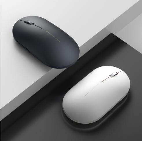 小米无线鼠标2静音无声笔记本电脑鼠标通用可印logo 展会亚博在线登陆