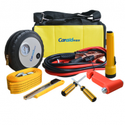 车管家GJ-8016黄色-8件工具套装车载应急救援包 亚博在线登陆yabovip19