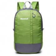 户外运动折叠包双肩背包休闲背包皮肤包便携式 亚博在线登陆yabovip19