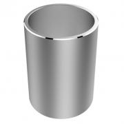 铝合金金属笔筒 圆形笔插 桌面收纳文具简约 商务亚博在线登陆yabovip19