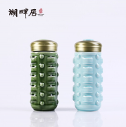 湖畔居 创意随身杯 陶瓷杯 商务保温杯 上海亚博在线登陆yabovip19公司