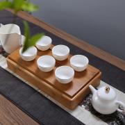 湖畔居 茶具套装如意随行便携装 含茶盘 上海送客户亚博在线登陆yabovip19