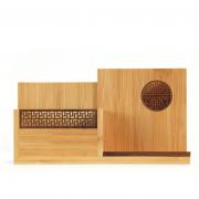 文创产品yabovip19 办公组合收纳盒 多功能笔筒yabovip19