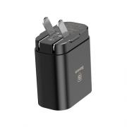 倍思 苹果充电器 充电头 安卓USB插头插座3.4A 企业yabovip19亚博在线登陆