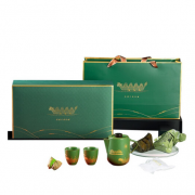 端午节亚博在线登陆 风雨同舟礼盒套装 企业亚博在线登陆yabovip19 茶具