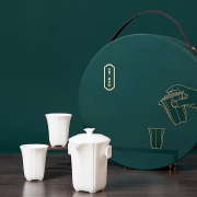 清朴堂 文创亚博在线登陆高档陶瓷茶具 yabovip19亚博在线登陆 套装礼盒 企业yabovip19