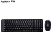 罗技(Logitech)MK220 无线键鼠套装 商务亚博在线登陆yabovip19