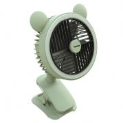 万利达 迷你小风扇 usb电风扇台式带灯 企业亚博在线登陆yabovip19