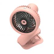 万利达迷你小风扇usb电风扇台式桌面带喷雾 商务亚博在线登陆yabovip19