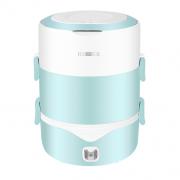 万利达 便携式 电热饭盒 加热饭盒 蒸热饭器 企业亚博在线登陆yabovip19