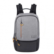 ELLE HOMME 拼色休闲电脑 双肩包 背包 企业亚博在线登陆yabovip19