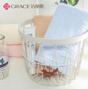 洁丽雅(Grace)毛巾 纯棉加厚洗脸毛巾6713 企业亚博在线登陆yabovip19