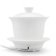 北欧欧慕 盖碗煮茶杯 煮茶器 NGQ10 商务亚博在线登陆yabovip19